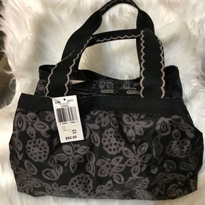 LeSportsac Molly No Pouch Florence bag NWT